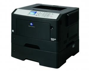 Premium selection bizhub 4000P A4 Fekete - fehér Nyomtató - 56370