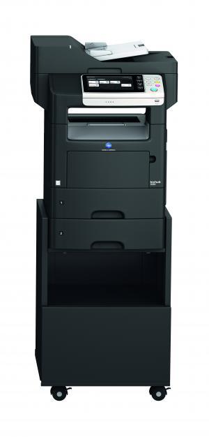 Premium selection bizhub 4050 A4 Fekete - fehér Multifunkciós berendezés - 112009
