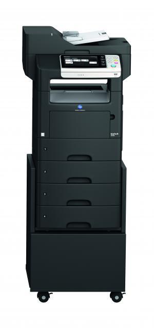 Premium selection bizhub 4750 A4 Fekete - fehér Multifunkciós berendezés - 85137