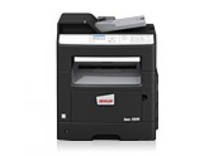 Premium selection ineo 3320 A4 Fekete - fehér Multifunkciós berendezés - 43267