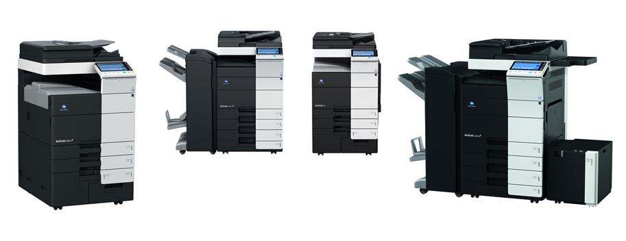 Konica Minolta Selection minősítésű használt multifunkciós eszközök és nyomtatók